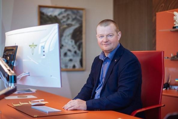 Основатель Firefly Макс Поляков и Ассоциация Ноосфера продвигает спорт