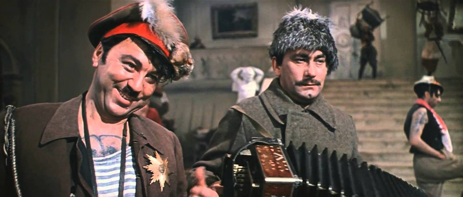 Как в старых советских фильмах людям врали проУкраину