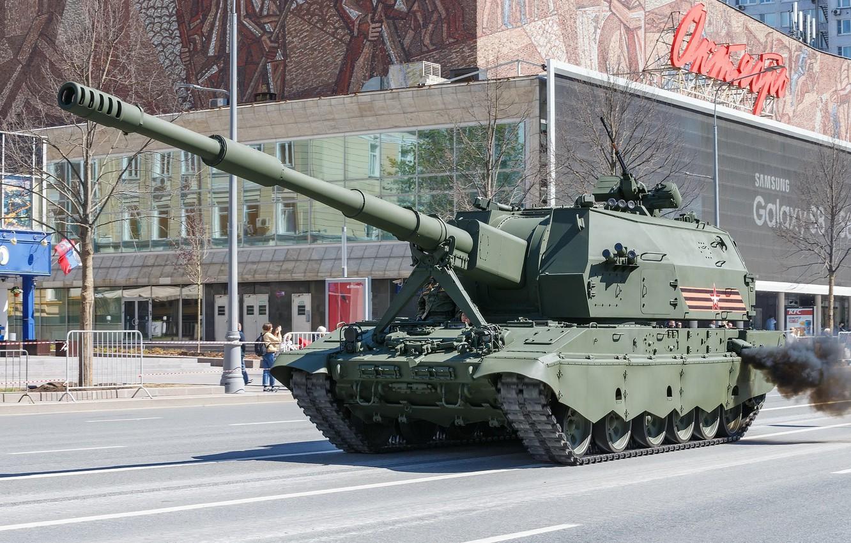 """Российские оружейники пытаются пристроить свою САУ """"Коалиция-СВ"""" хоть куда-нибудь"""