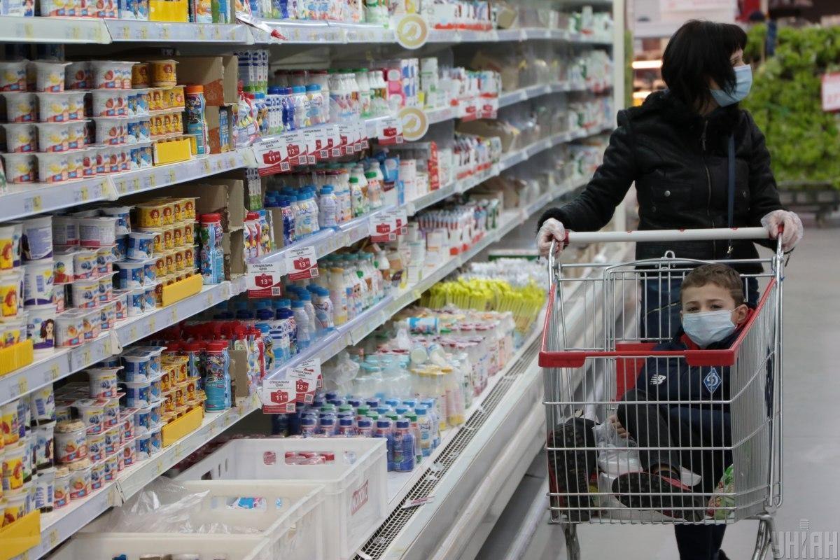 В Украине осенью ожидается рост цен на продукты питания: что подорожает сильнее всего