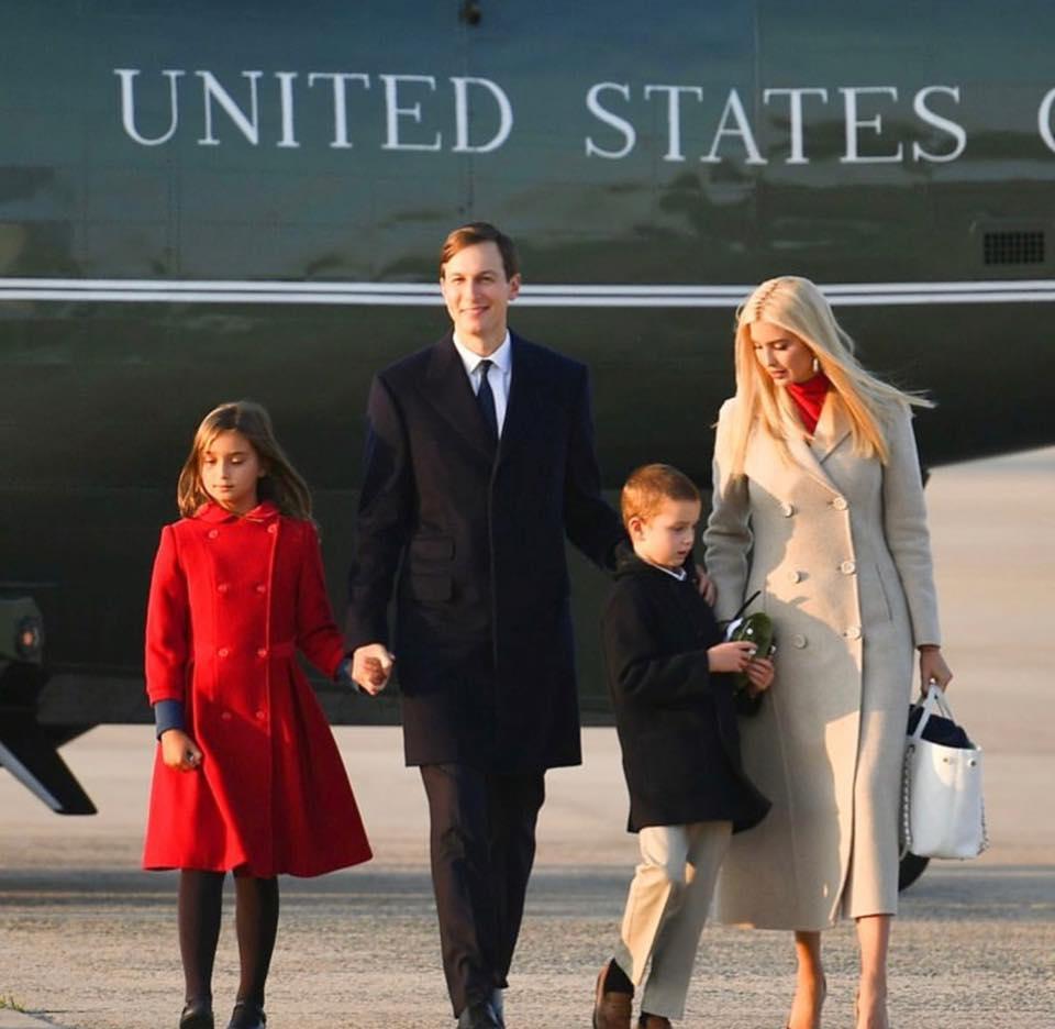 Иванке Трамп и Джареду Кушнеру пришлось перевести детей в другую школу из-за жалоб родителей одноклассников