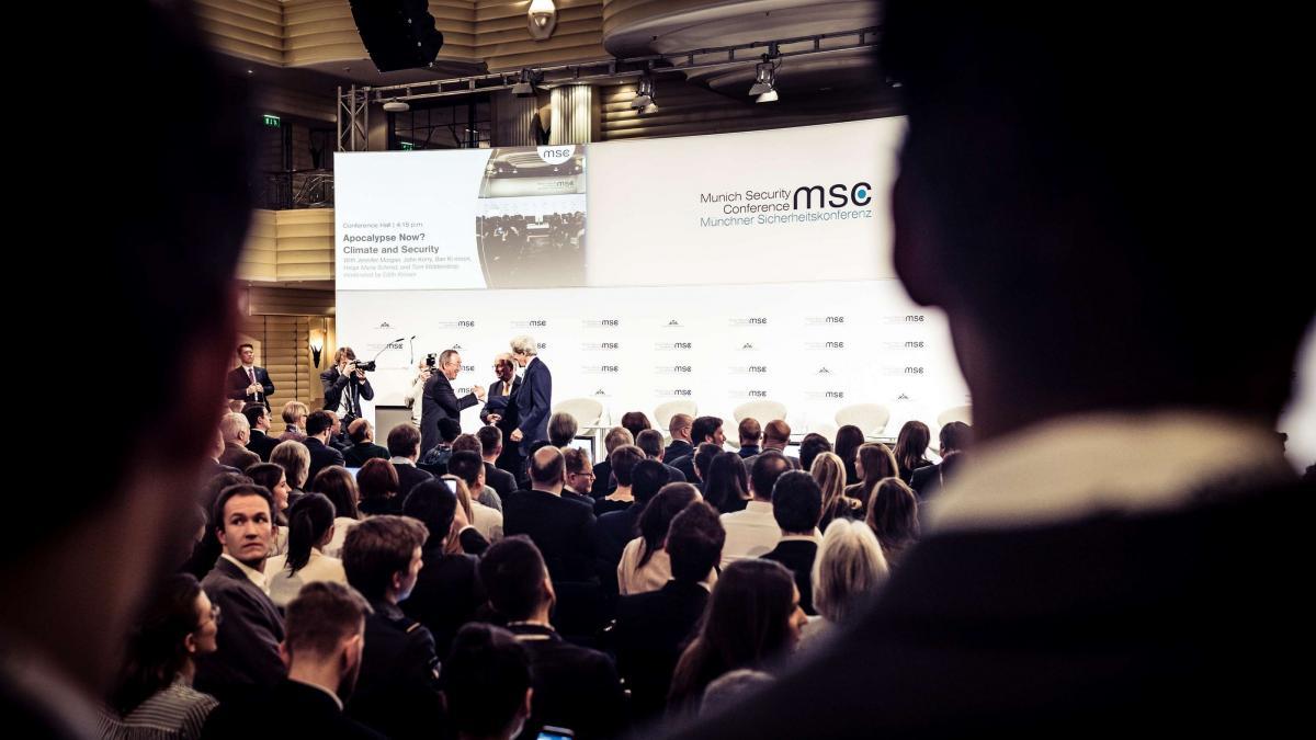 Шулипа: Главное событие Мюнхенской конференции по безопасности – расчехление путинских агентов