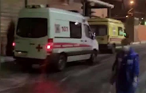 В столице России за группой китайцев с температурой выслали сразу 12 бригад скорой помощи