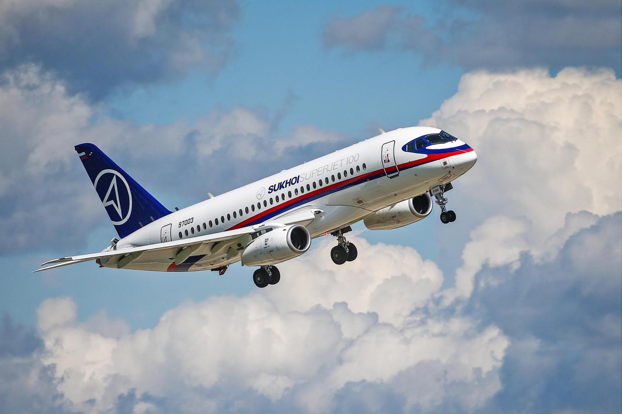 современные самолеты россии пассажирские