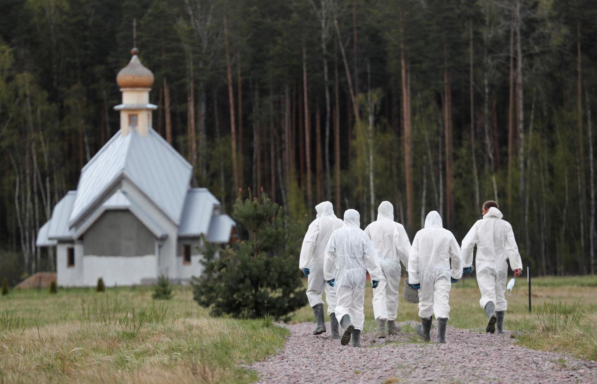 BBC: В России количество смертей от COVID-19 втрое больше, чем признавала Москва