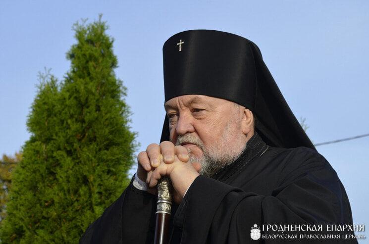 Позор белорусского экзархата. Священника, который вступился за терзаемых тираном людей, отстранили от службы, – Зубов