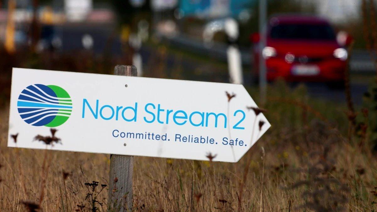 """Росія сьогодні почне закачувати газ до першої нитки """"Nord Stream 2"""""""