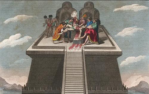 Смерть была только началом: археологи раскрыли систему человеческих жертвоприношений ацтеков