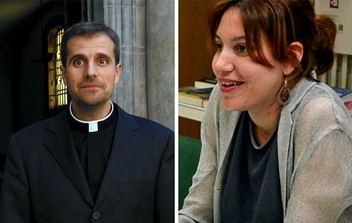 В Испании священник влюбился в сатанистку, которая пишет эротические романы