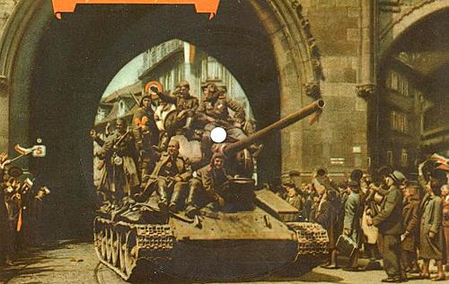Вступление Красной армии в Прагу было такой же трагедией, как вступление армии Третьего рейха, – СМИ