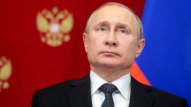 Путин переписывает историю Второй мировой