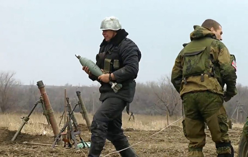 Штаб ООС: Минулої доби зафіксовано 12 ворожих обстрілів. Один український воїн отримав поранення