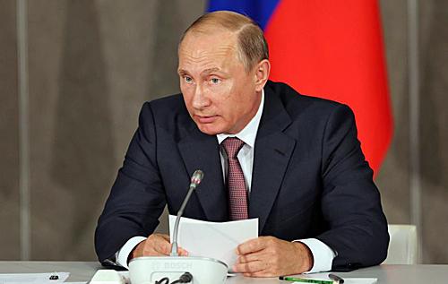 """Путин """"померялся"""" ядерным оружием с США"""