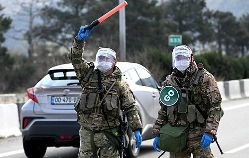 Foreign Policy: Бывшие советские биолаборатории ведут борьбу с COVID-19, и Москве это не нравится
