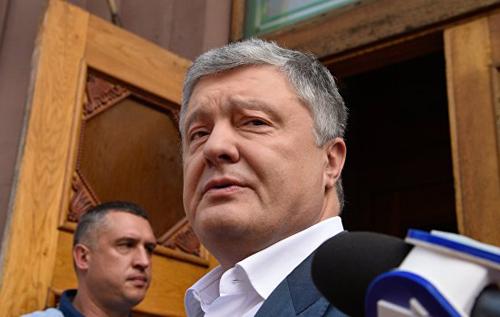 Кирилл Сазонов: Народ проголосовал против Порошенко и считает уголовные дела против него торжеством справедливости. Такова реальность