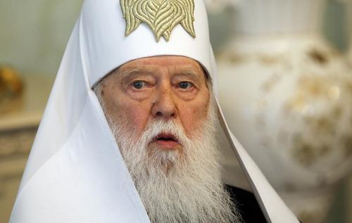 Філарет хоче новий томос для української церкви
