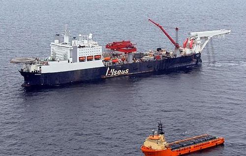 """США посилили тиск на європейських підрядників, задіяних у будівництві газопроводу """"Північний потік-2"""""""