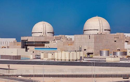 В Эмиратах запустили первую в арабском мире атомную электростанцию