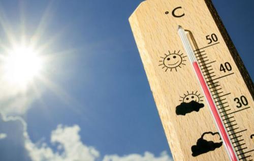 В Україні температура зростає більше, ніж де-небудь у світі