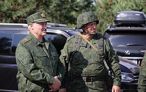 Лукашенко придумал новую страшилку: НАТО введет войска – инаБеларуси можно поставить крест