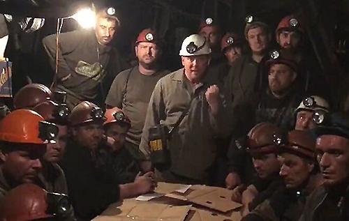 """""""Горняки получают зарплату меньше, чем охранники в """"АТБ"""": почему забастовали шахты Коломойского и Ахметова"""