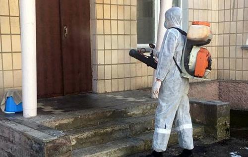 Під Києвом закрили пологовий будинок через коронавірус