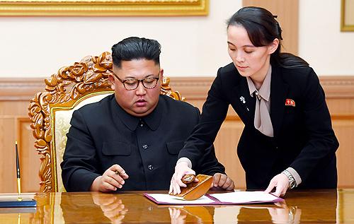 Смена ролей втеатре теней вПхеньяне: кому готовит свой трон Ким Чен Ын, – LeFigaro