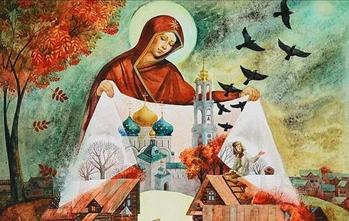 Під Покровом Пресвятої Богородиці. Українське диво великого свята