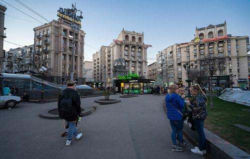 """Киев впервые попал в список """"100 лучших городов мира"""" по версии американцев"""
