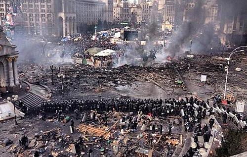 Александр Кочетков: Все, кто поднялись за счет Майдана, должны понести ответственность за то, что сегодня творится в стране