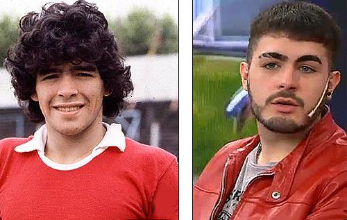 Предполагаемый сын Марадоны потребовал выкопать тело футболиста для ДНК-теста