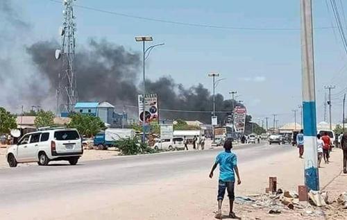В Сомали при взрыве террориста-смертника погибли высшие военные чиновники
