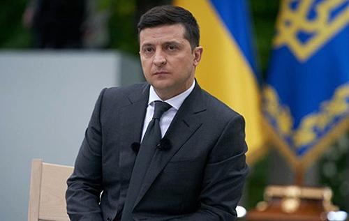 Зеленський розраховує, що новий президент США зможе вплинути на вирішення ситуації на Донбасі