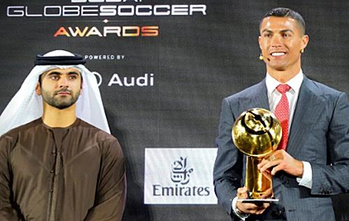 Роналду назван лучшим футболистом столетия, а Гвардиола – лучшим тренером. ВИДЕО