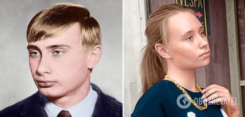 Внебрачная дочь Путина дружит с племянником магната, который тесно связан с мафией, – СМИ. ВИДЕО