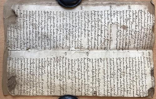 Средневековая рукопись рассказала о, пожалуй, худшей погоде за последнюю тысячу лет