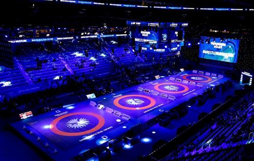 У России из-за санкций отобрали чемпионат мира по борьбе