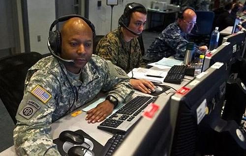 Космические силы США начали получать киберзащитников