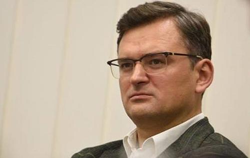 """Глава МЗС Кулеба: """"Цей тиждень був безпрецедентним для українсько-американських відносин"""""""