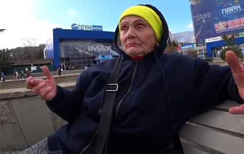"""""""Когда-то мы жили хорошо"""": пенсионерка в Крыму рассказала, как оккупация убивает полуостров. ВИДЕО"""