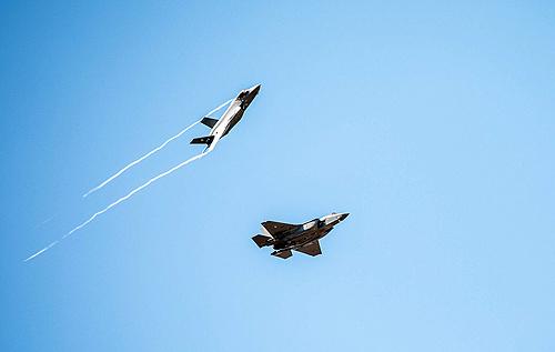Италия перебросила истребители F-35 к границе России