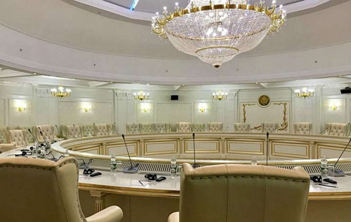 У ТКГ обговорять зміну місця проведення переговорів