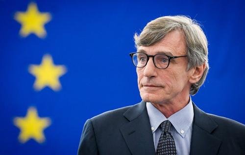 """Глава Европарламента заявил об """"очень напряженных"""" отношениях с РФ и призвал к ужесточению санкций"""