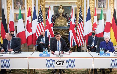Глобальная революция: страны G7 вводят единый цифровой налог