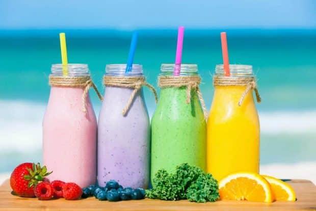 У смузі на відміну від соків більше вітамінів, мінералів, ензимів і збережені харчові волокна – Світлана Фус