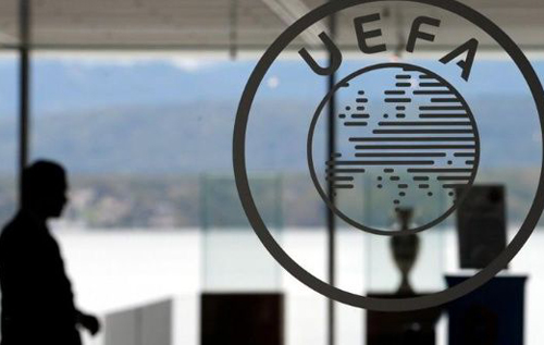 УЕФА отстранил Беларусь от проведения всех соревнований