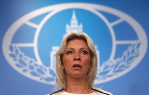 """Мария Захарова возмутилась """"нечистоплотностью"""" натовцев"""