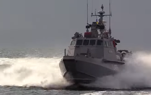 Україна показала достойну відповідь десантним кораблям Путіна. ФОТО. ВІДЕО