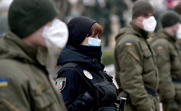 Путін та пандемія