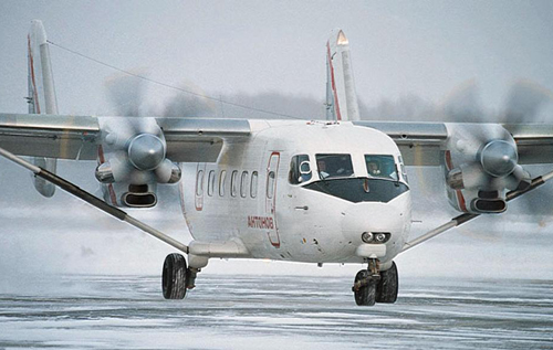 """На """"Антонові"""" працюють над створенням нового літака"""
